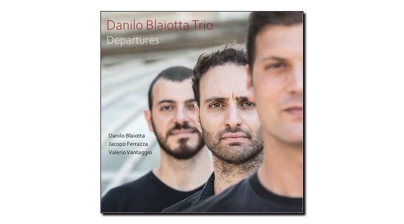 Danilo Blaiotta Departures Filibusta 2020 Jazzespresso 爵士雜誌