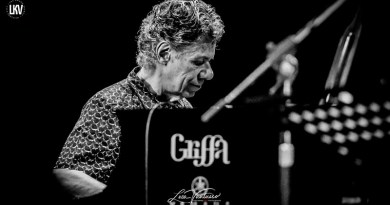 Chick Corea reportaje Gary Burton 2016 Luca Vantusso Jazzespresso