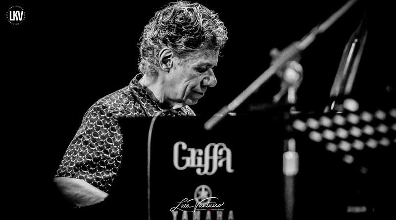 Chick Corea Gary Burton reportage 2016 Luca Vantusso Jazzespresso