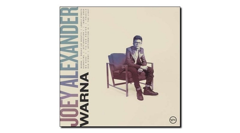Joey Alexander Warna Verve 2020 Jazzespresso Jazz Magazine