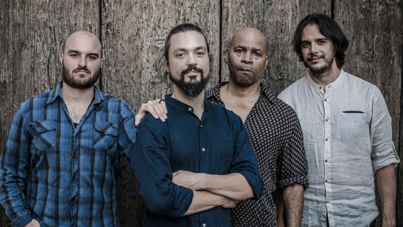 Leonardo Radicchi trio feat. Robin Eubanks Portrait Jazzespresso Jazz