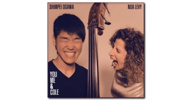 Shimpei Ogawa You Noa Levy Me Cole Belle Records 2020 Jazzespresso
