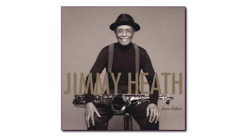 吉米·希斯 (Jimmy Heath)Love Letter Verve 2020 Jazzespresso CD