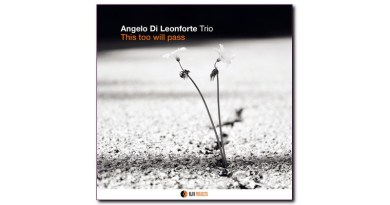 Angelo Di Leonforte三重奏 This too will passAlfaMusic 2020 Jazzespresso