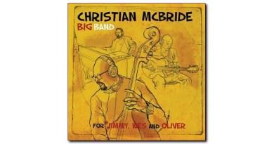 克里斯蒂安·麦克布赖德大乐队(Christian McBride Big Band) Jazzespresso