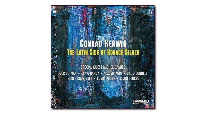 Conrad Herwig The Latin side of Horace Silver Savant Jazzespresso