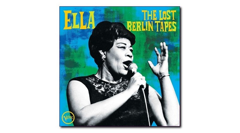 Ella Fitzgerald The Lost Berlin Tapes Verve 2020 Jazzespresso CD