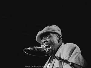 Raphael Pérez: 卢基·彼得森(Lucky Peterson) Jazzespresso Reportage