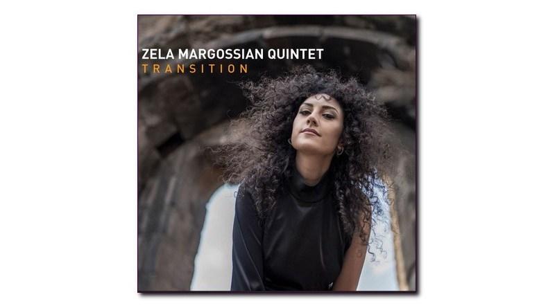 Zela Margossian Transition Art as Catharsis 2020 Jazzespresso CD