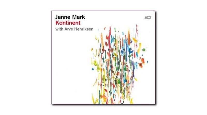 Kontinent Janne Mark ACT 2020 CD Jazzespresso