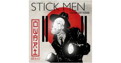 Owari Stick Men MoonJune CD 2020 Jazzespresso
