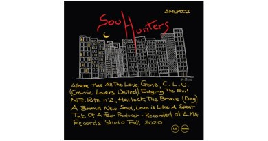 Alberto Parmegiani Soul Hunters A.MA 2021 Jazzespresso CD