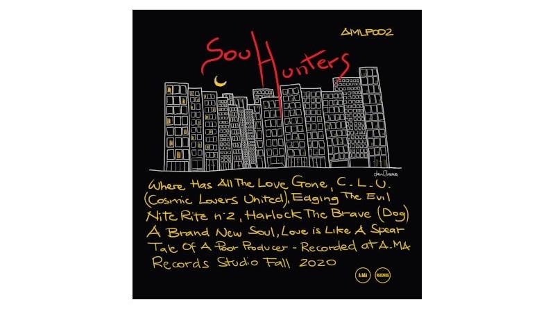 Soul Hunters Alberto Parmegiani A.MA 2021Jazzespresso CD