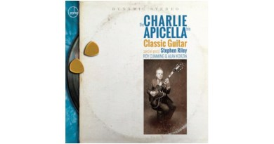 Charlie Apicella Trio Classic Guitar Zoho 2021 Jazzespresso