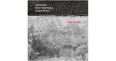 Jakob Bro Uma Elmo Jazzespresso CD 2021 ECM