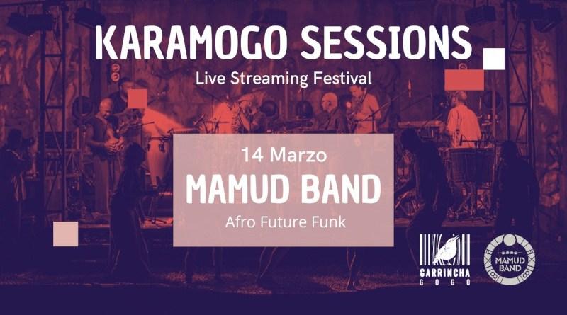 Karamogo Session Streaming Jazzespresso News 2021