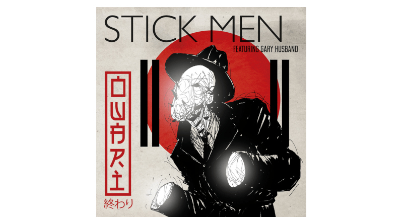 Stick Men MoonJune Owari 2020 Jazzespresso CD
