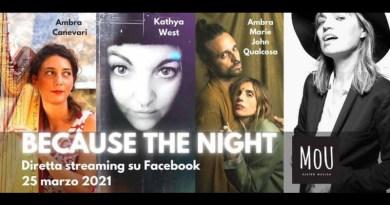Because the Night, Garage Moulinski Jazzespresso News 2021