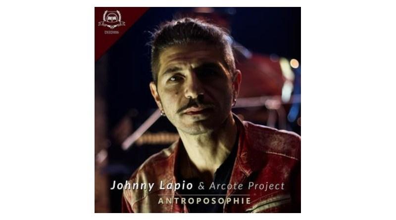 約翰尼·拉皮奧(Johnny Lapio)Arcote Antroposophie Jazzespresso