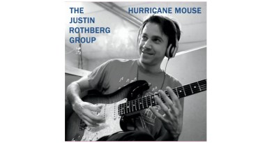 Justin Rothberg Hurricane Mouse 2021 Jazzespresso