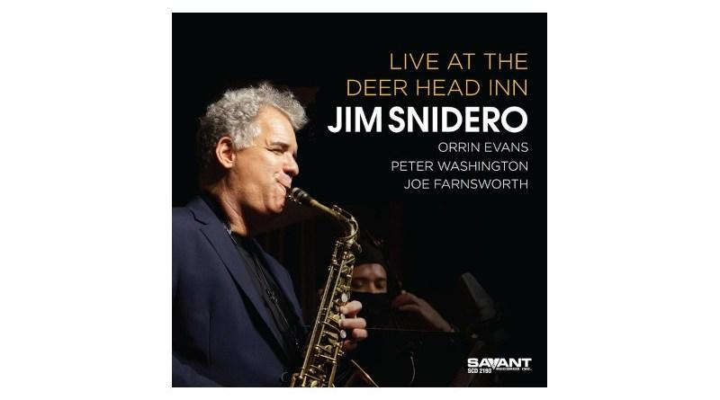 吉姆·斯尼德羅 (Jim Snidero) Live At The Deer Head Inn Savant 2021 CD
