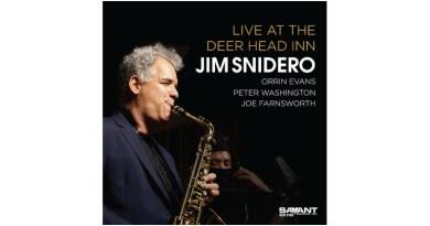 Jim Snidero Live At The Deer Head Inn Savant, 2021 Jazzespresso