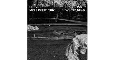 Hedvig Mollestad Trio Ding Dong You're Dead Rune Grammophon 2021