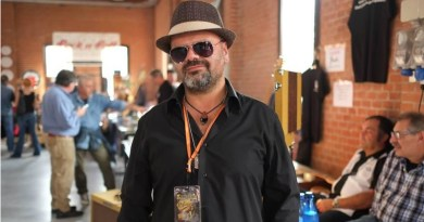 Bitonto Blues Festival Gabriele Sinatra Intervista Beppe Granieri