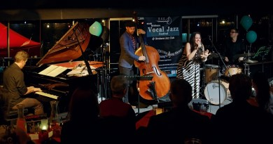 布里斯班爵士音乐节 (Brisbane Jazz Festival) 2021