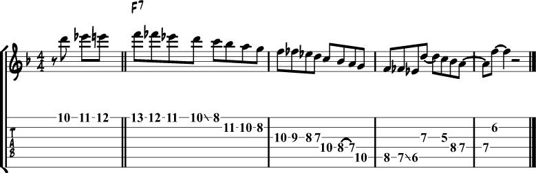 Jazz Blues Lécher 1