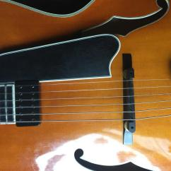 Guitar Pickup Wiring Diagram Honeywell Thermostat Heat Pump Piezo Addition To Floating Archtop