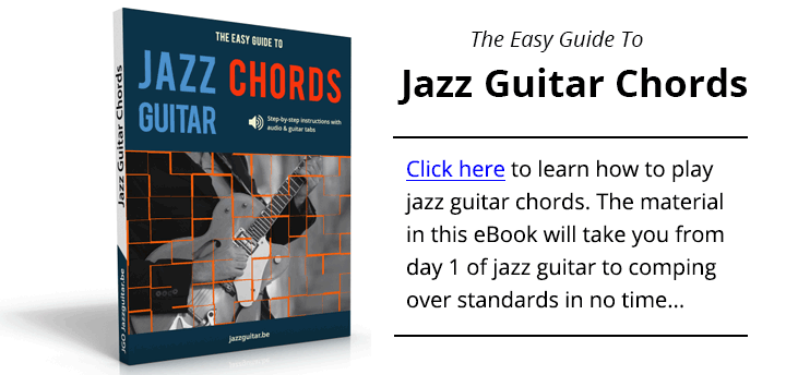 Essential Dominant 7th Chords For Jazz Guitar
