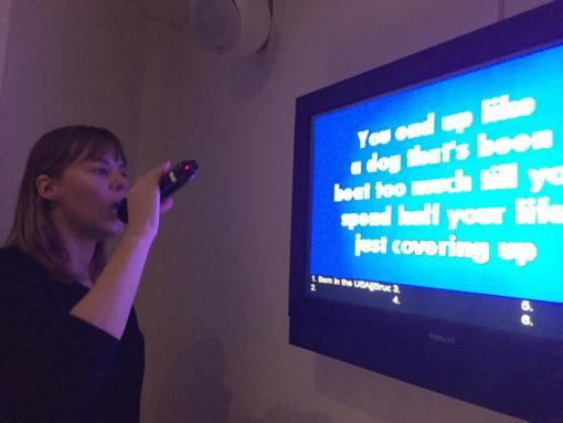 karaoke hainer