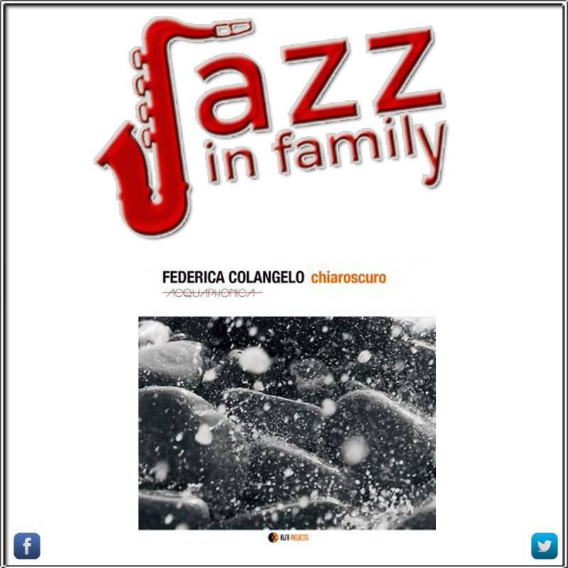 La cover di Chiaroscuro di Federica Colangelo
