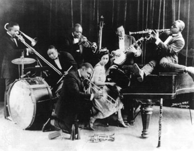 King Oliver and His Creole Jazz Band