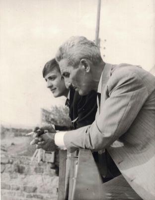 Il nonno e lo Zio