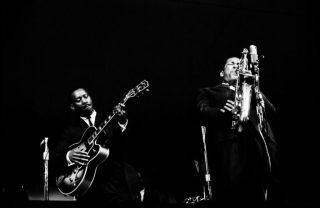 Coltrane e i chitarristi