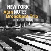 New York Notes - Alan Broadbent Trio