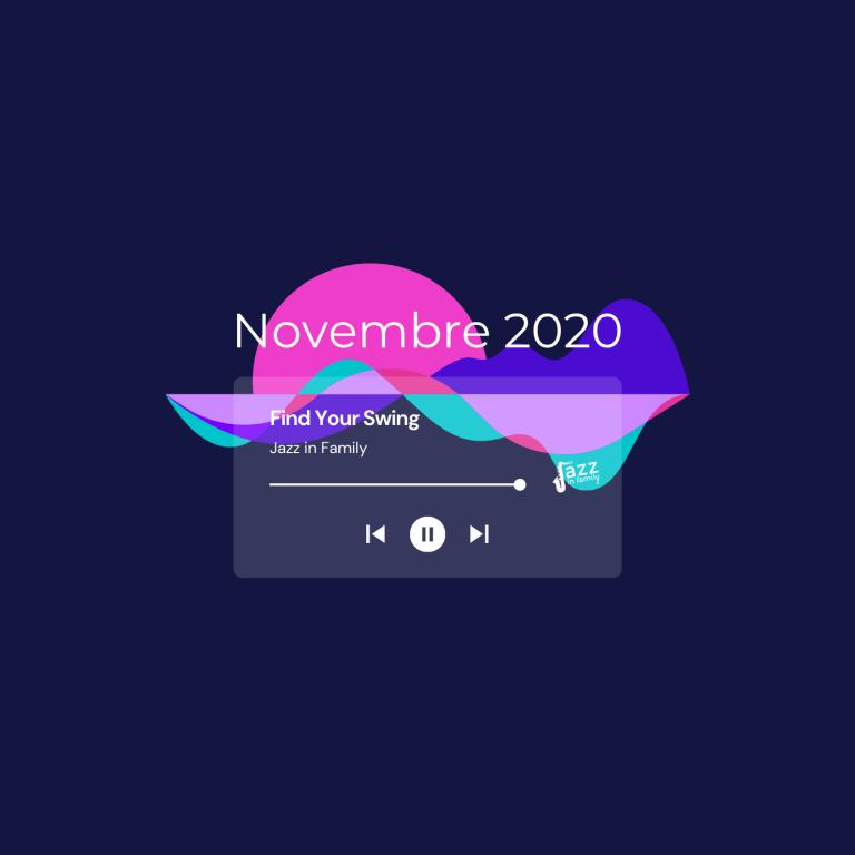 Novembre 2020 le uscite discografiche