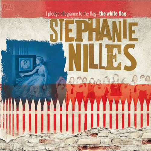 I pledge allegiance to the flag - the white flag - Stephanie Nilles