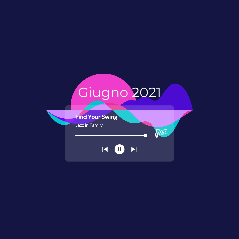 Giugno 2021 Le uscite discografiche