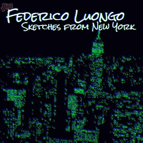 Sketches from New York - Federico Luongo