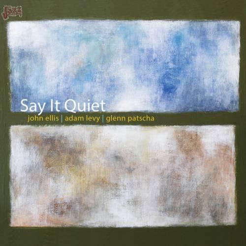 Say It Quiet-John Ellis, Adam Levy, Glenn Patscha