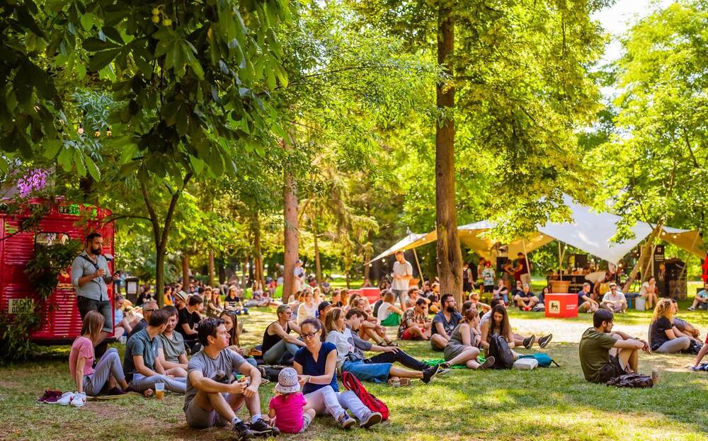 Why are we doing Jazz in the Park and why with tickets?