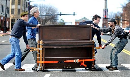 Jazzkoor Enschede heeft een nieuwe repetitieruimte