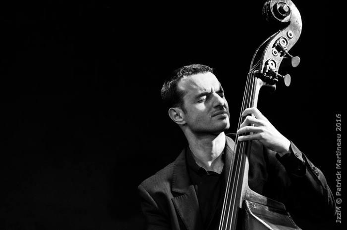 sylvain pourrat contrebasse prix groupe jazz credits patrick martineau