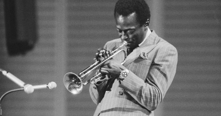 The Arrest of Miles Davis