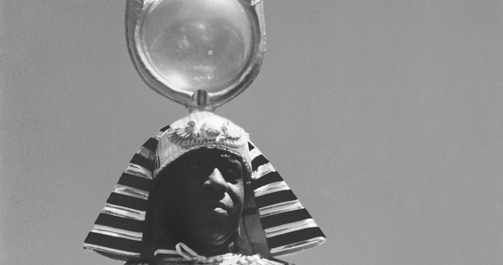 The Sun Ra has got his Hat On