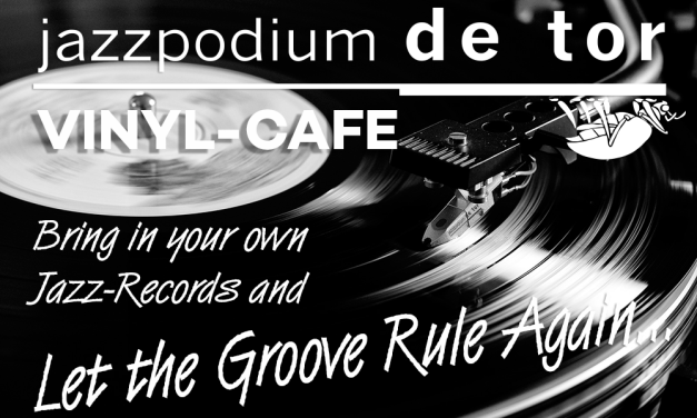 Tor Vinyl Café errug gezellig