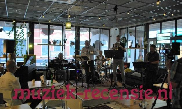 Jazzamateurs zetten hun beste beentje voor